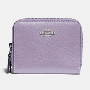 🎈COMING SOON 🎈Small Double Zip Around Wallet